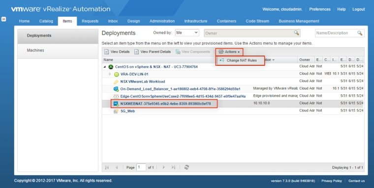 vRealize Automation 7 3 is Released! – What's New – Part 3